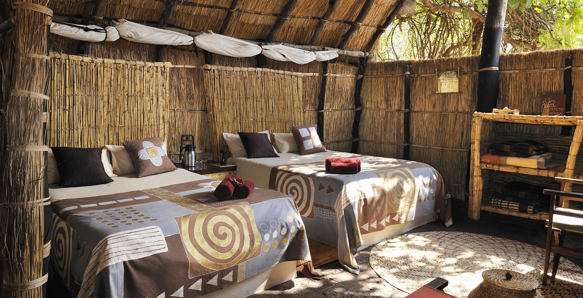 Zambia-Tafika-Camp-Twin-Room