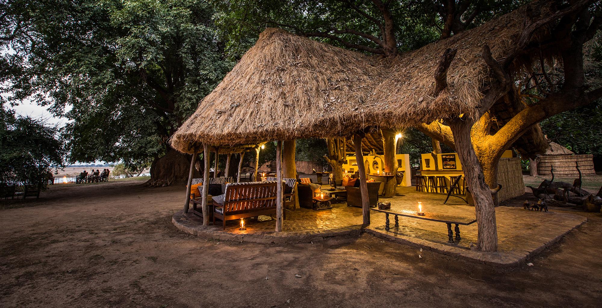 Zambia-Tafika-Camp-Exterior