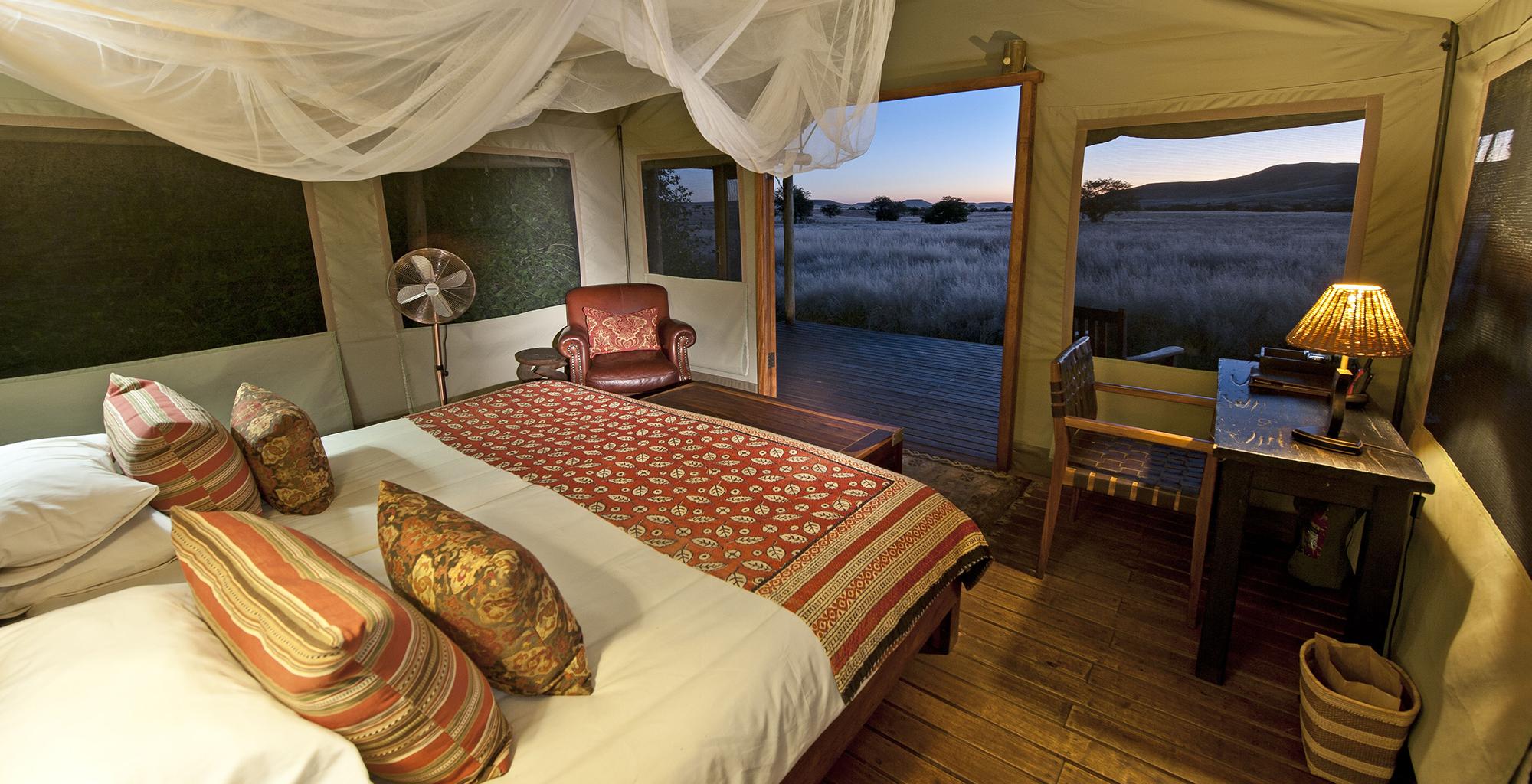 Namibia-Damaraland-Camp-Bedroom