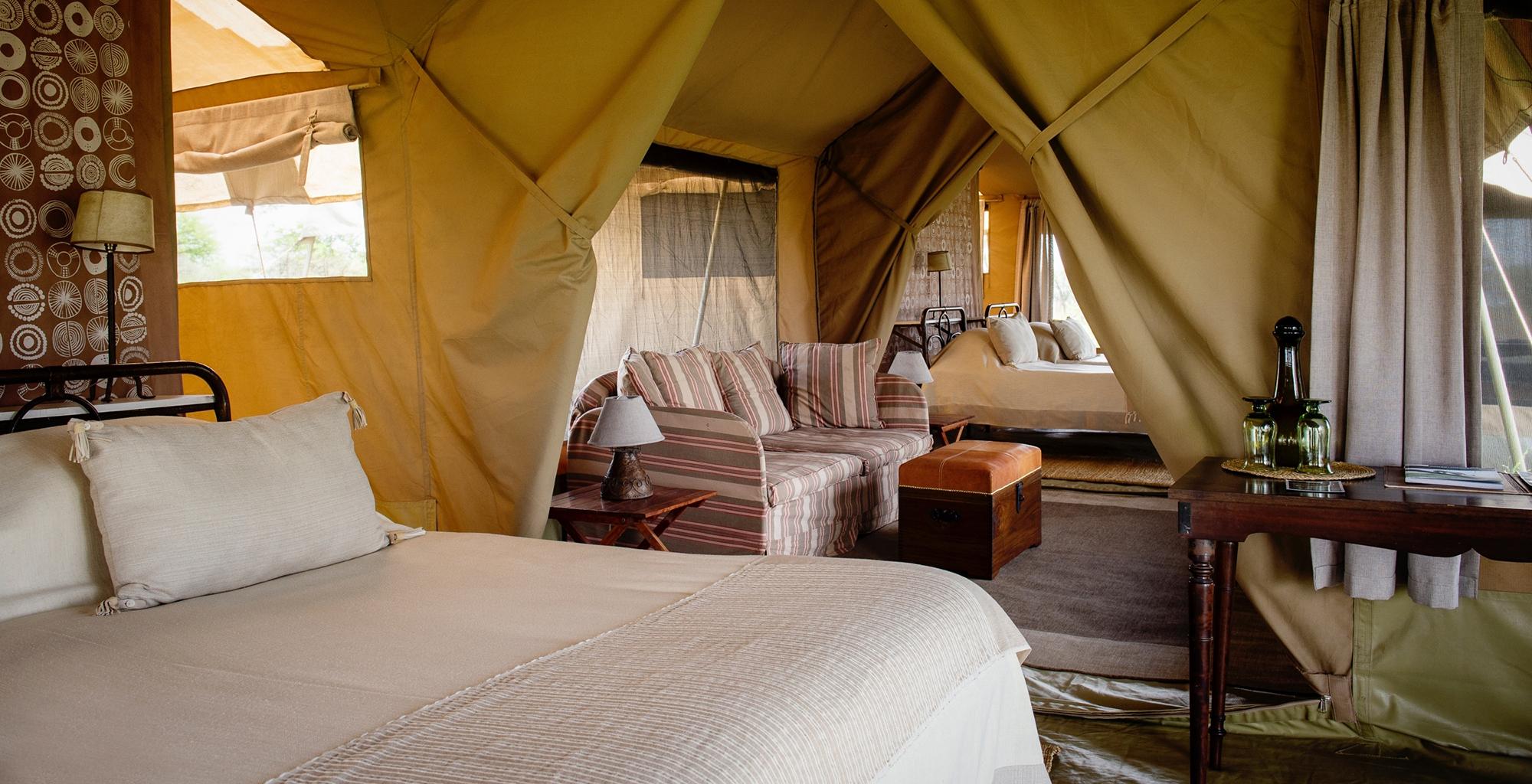 Tanzania-Serengeti-Safari-Camp-Family-Tent