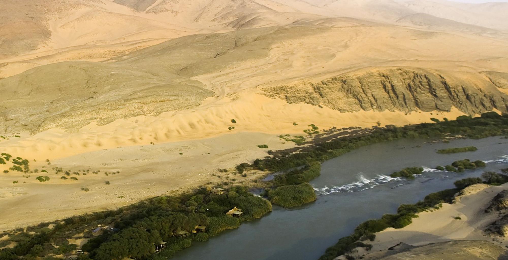 Namibia-Kaokoland-Landscape-Aerial