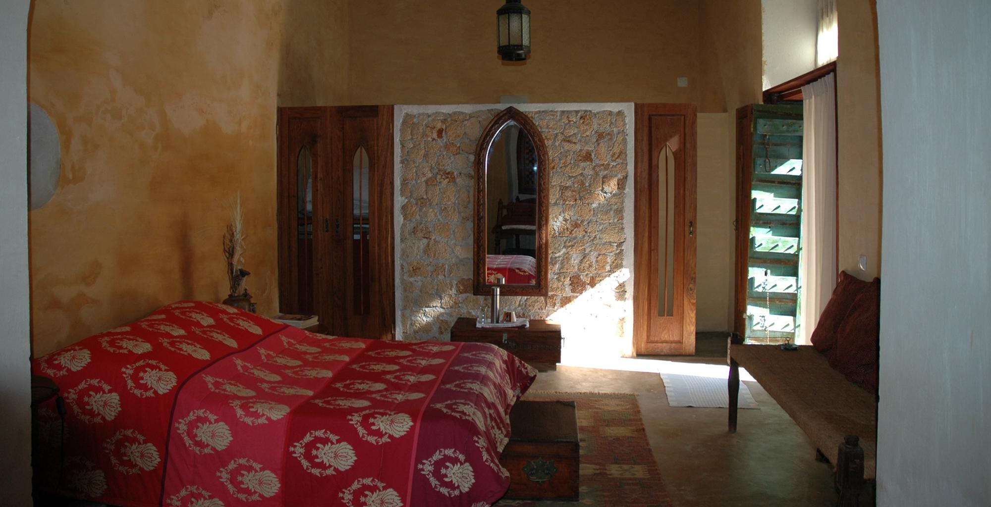 Mozambique-Terraco-Das-Quitandas-Bedroom