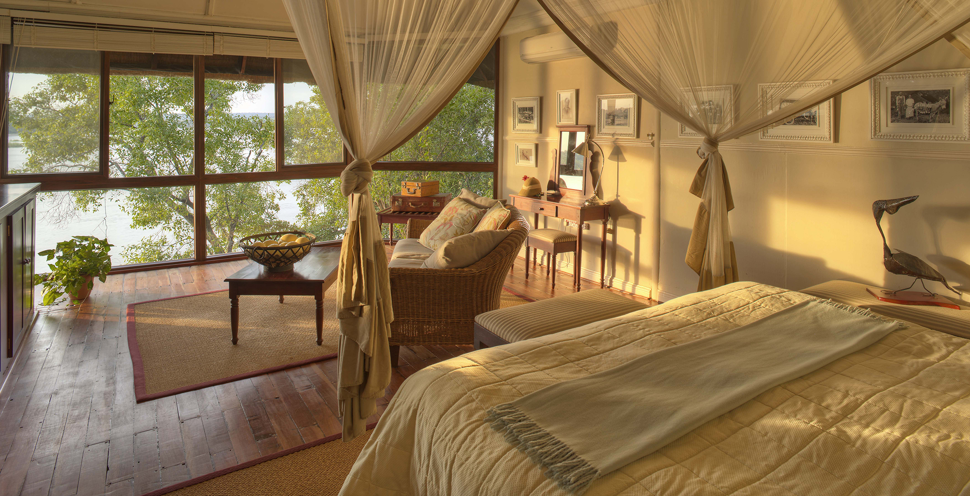 Zambia-River-Club-Bedroom