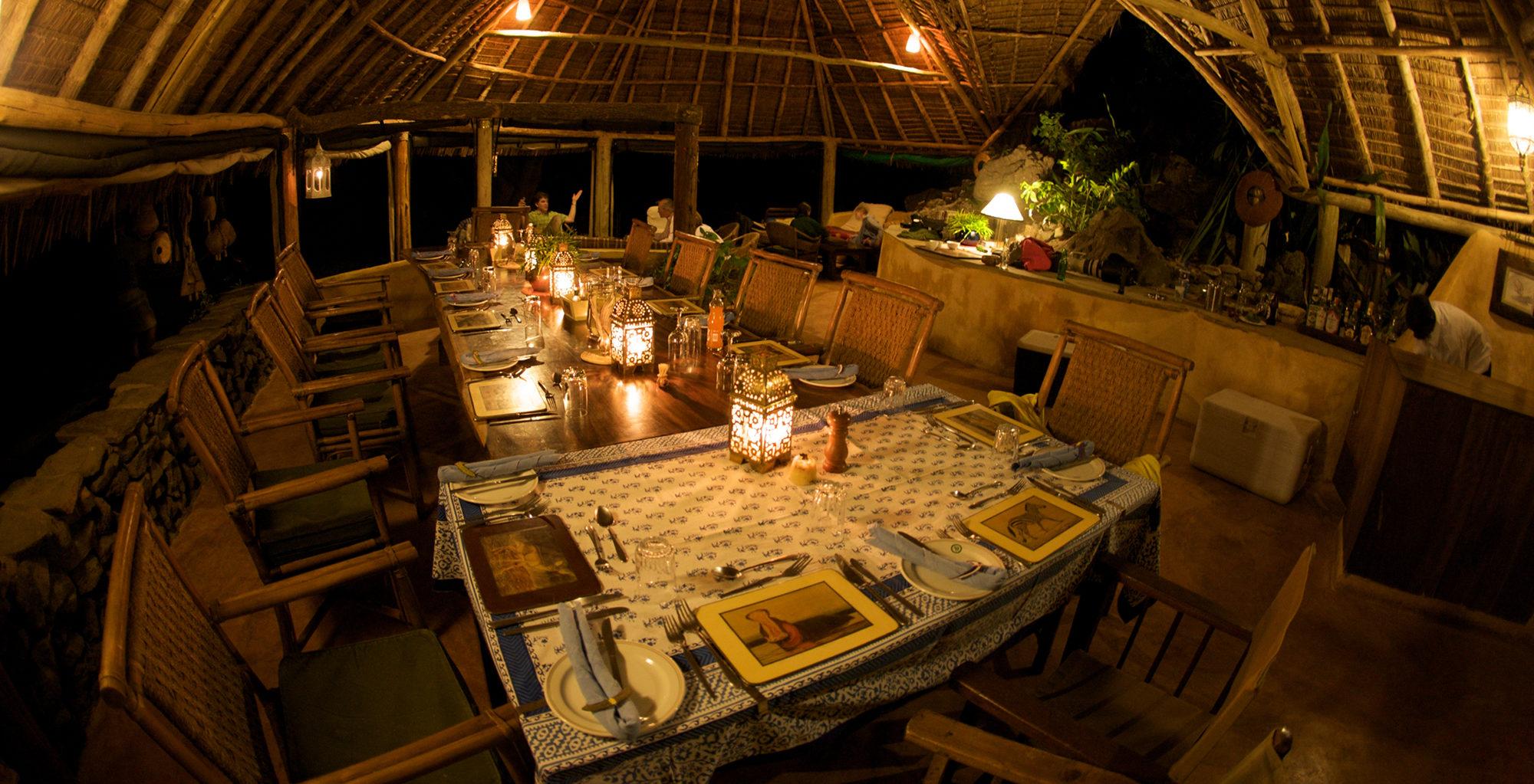 Kenya-Samatian-Island-Lodge-Dining