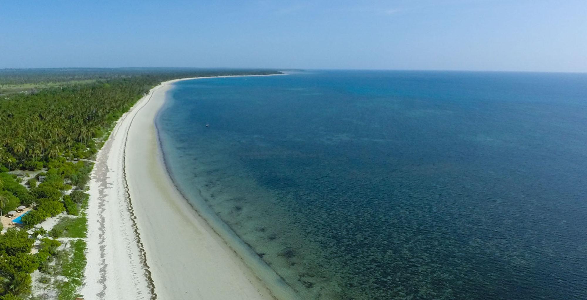 Tanzania-Mainland-Coast-Aerial