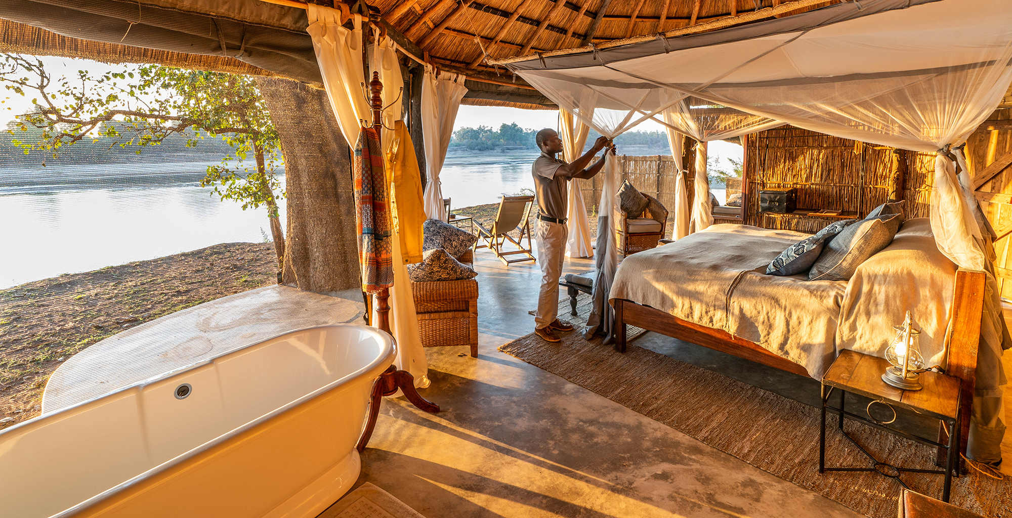 Zambia-Time-Tide-Mchenja-Bedroom-Bathroom