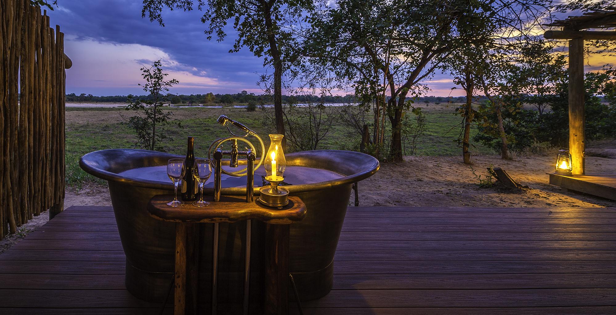 Zambia-Zungulila-Bath-View