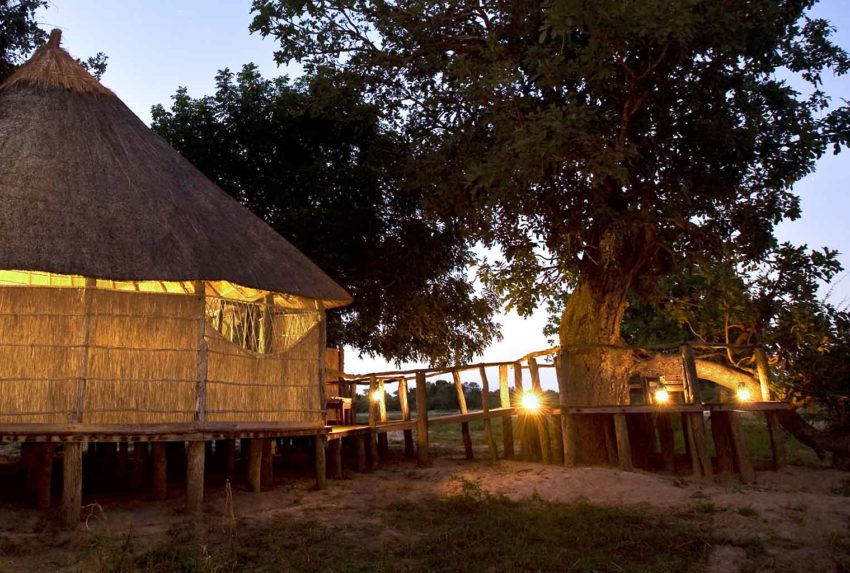 Zambia-Nsolo-Camp-Exterior