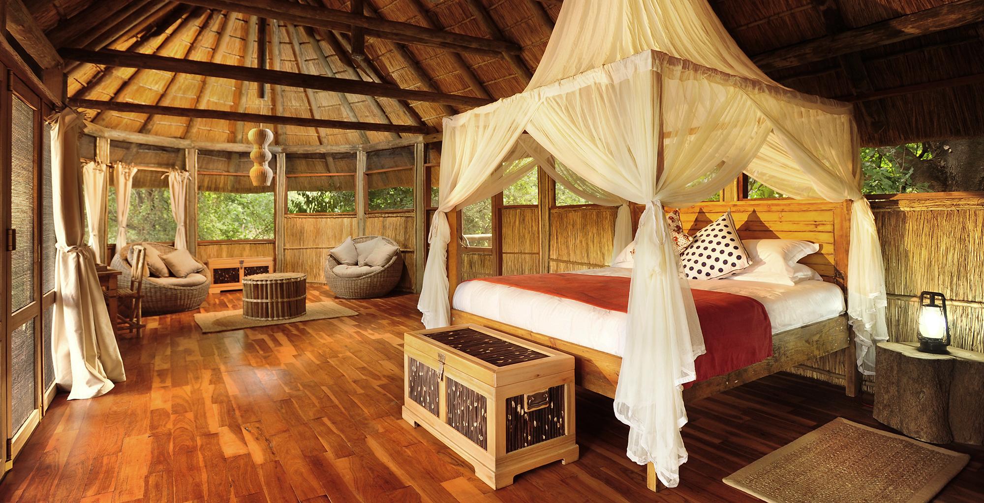 Zambia-Bilimungwe-Bushcamp-Bedroom
