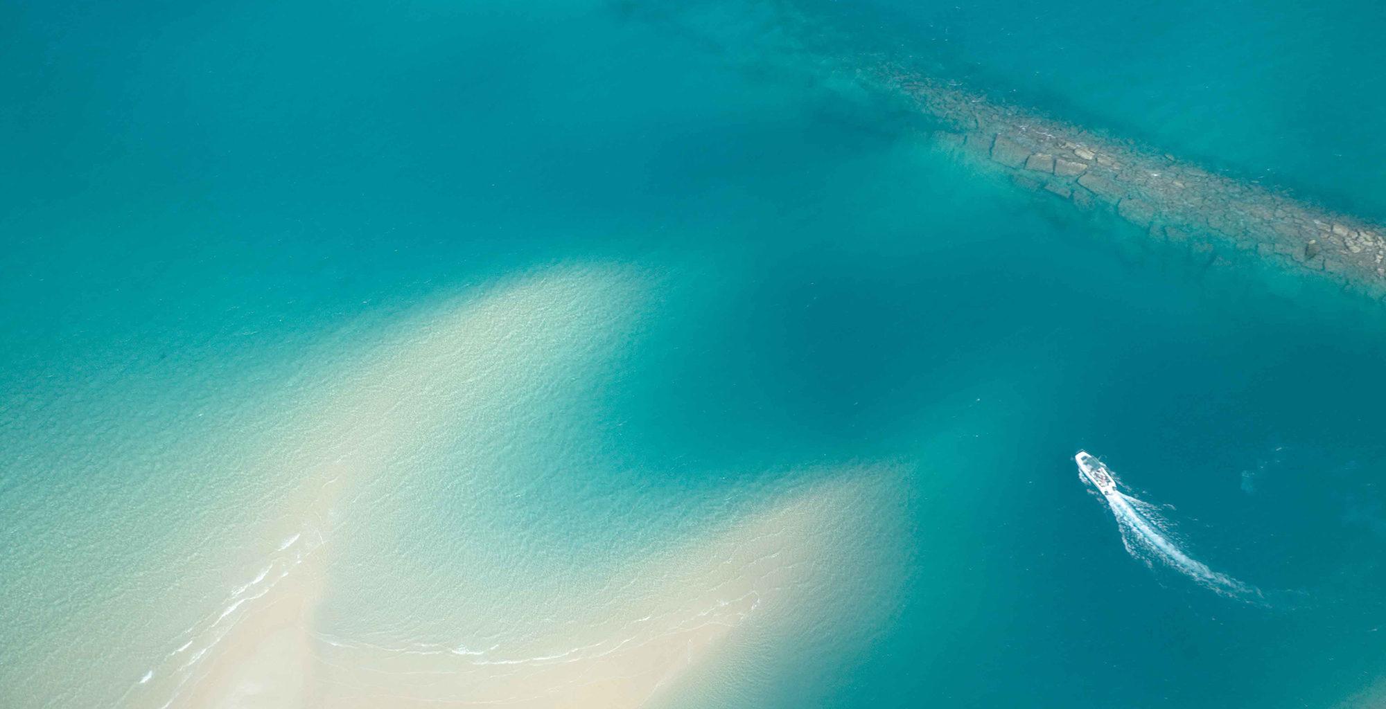 Mozambique-Bazaruto-Archipelago-Aerial