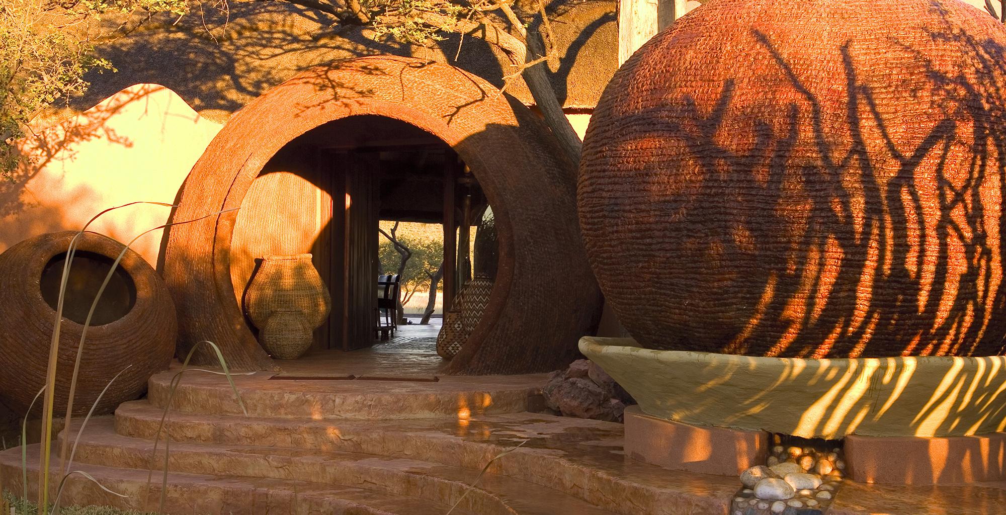 Namibia-Okonjima-Bush-Suite-Architecture