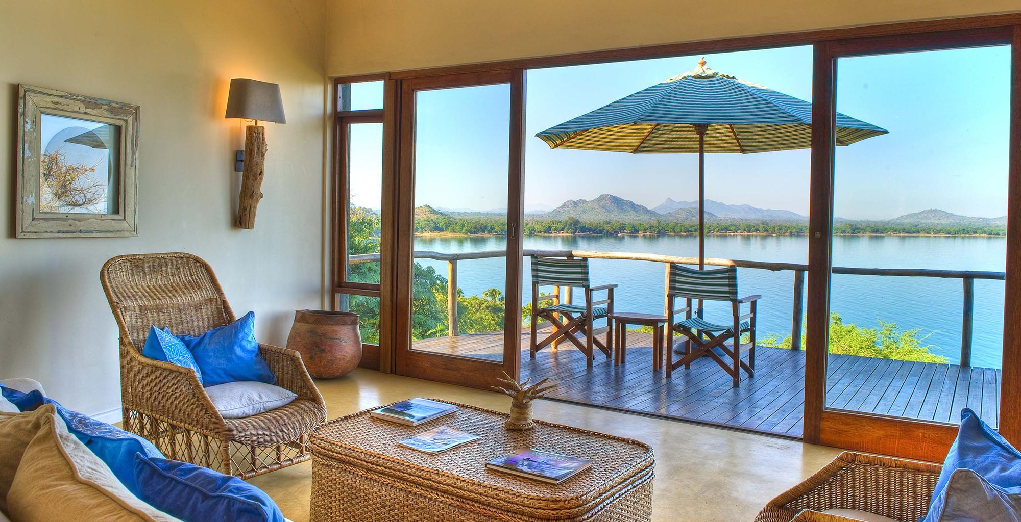 Lake-Malawi-Pumulani-Beach-Lodge-Bedroom-View