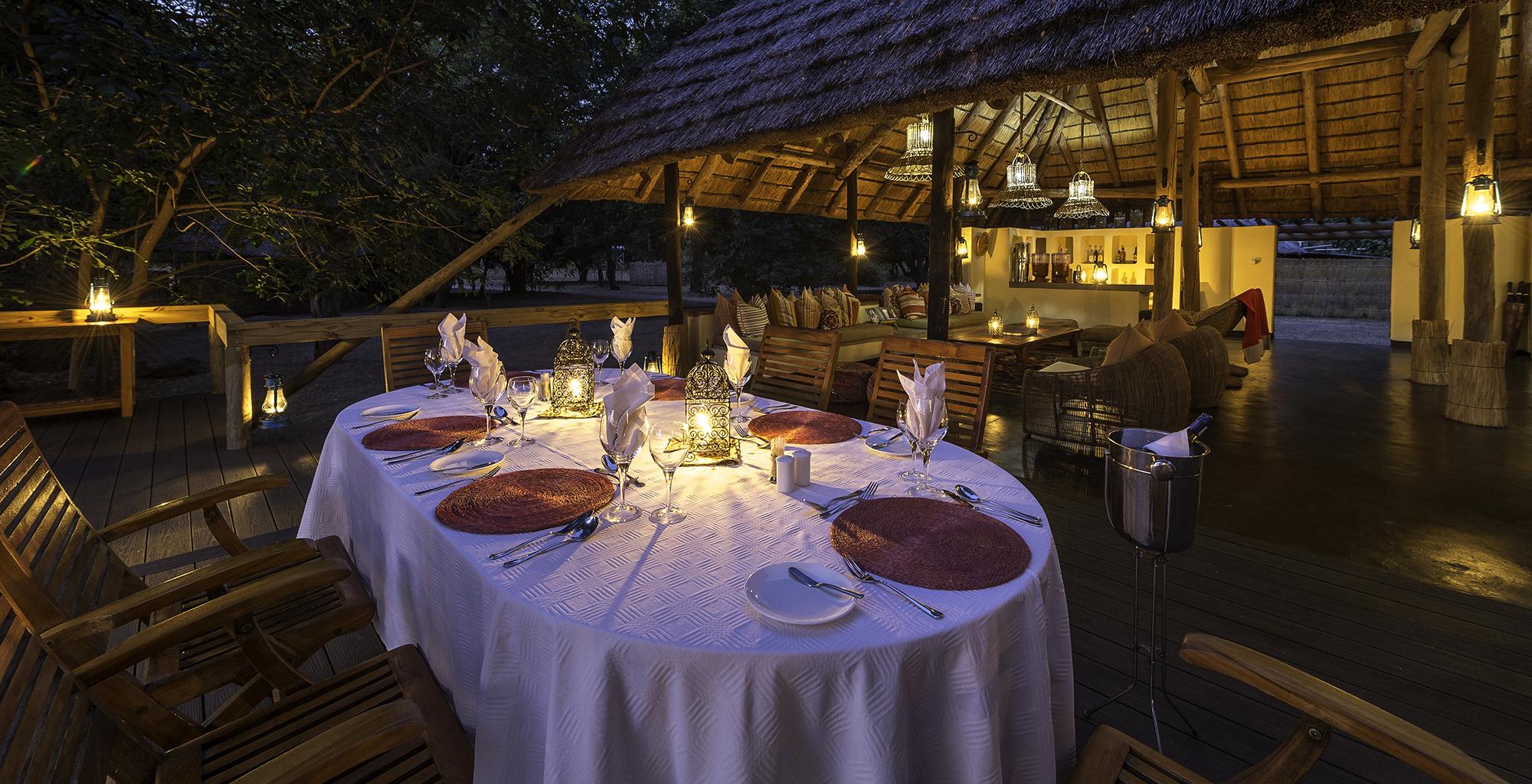 Zambia-Kapamba-Dining