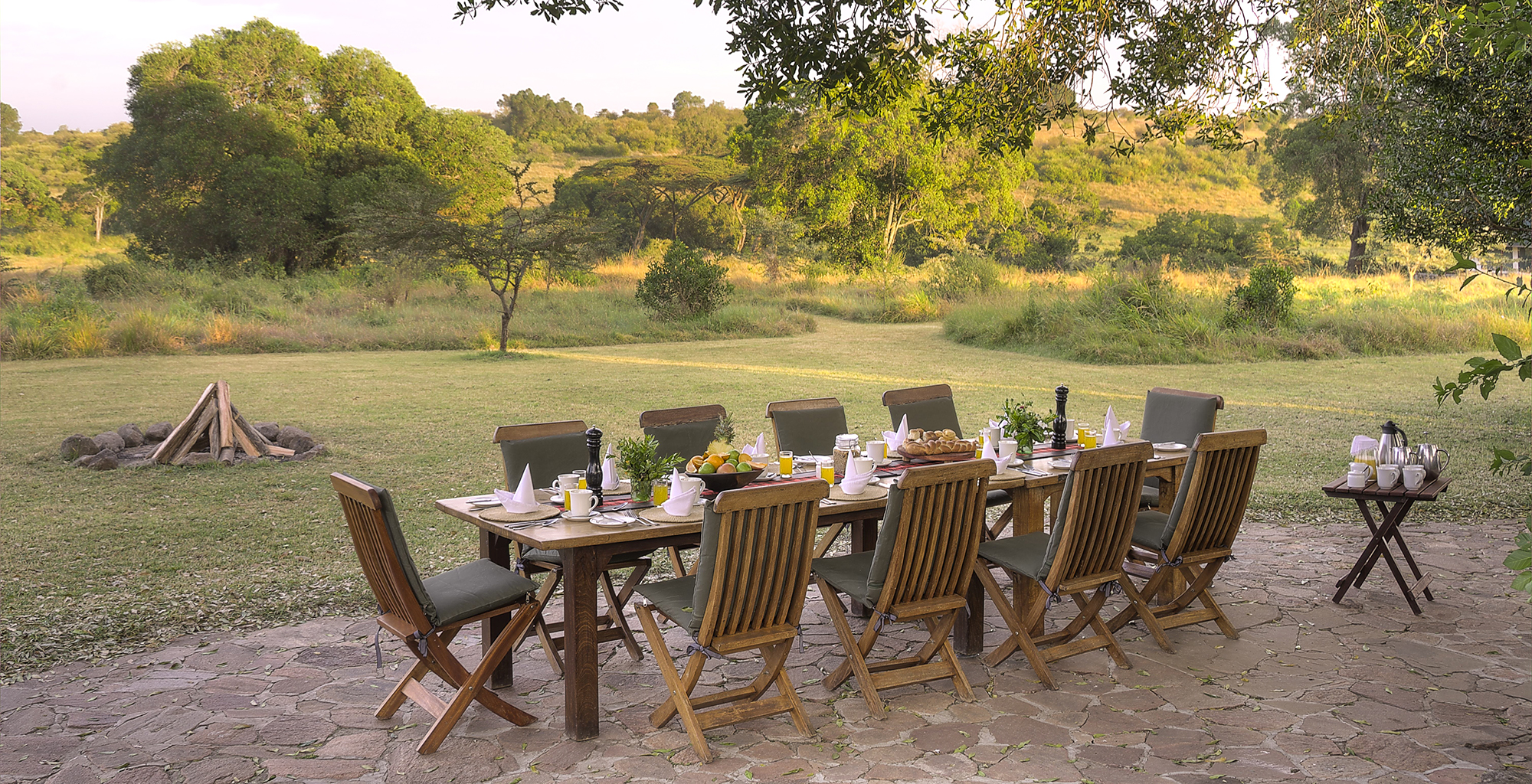 Kenya-Kicheche-Mara-Camp-Outdoor-Dining