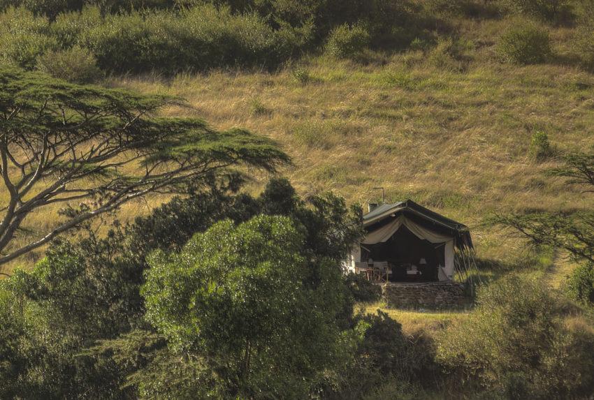 Kenya-Kicheche-Mara-Camp-Aerial