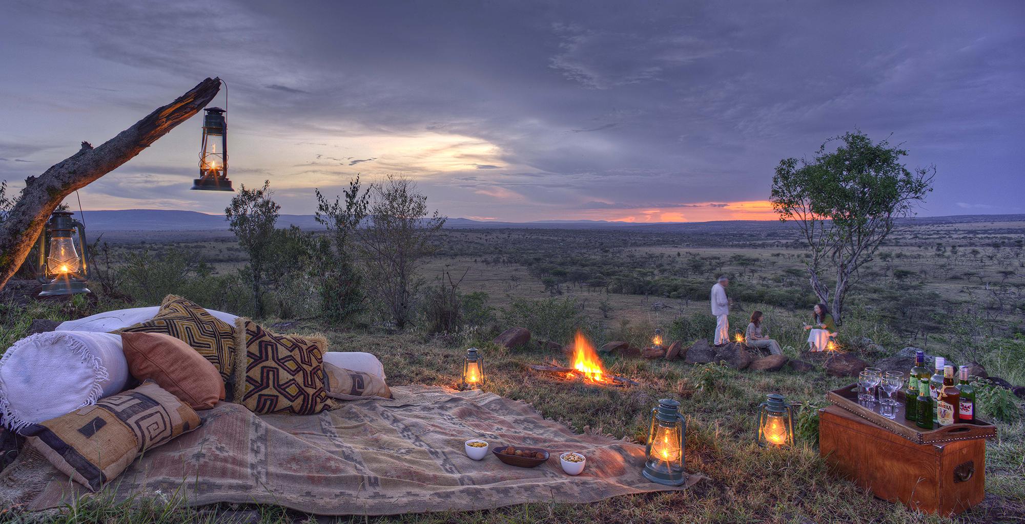 Kenya-Kicheche-Valley-Camp-Sunset