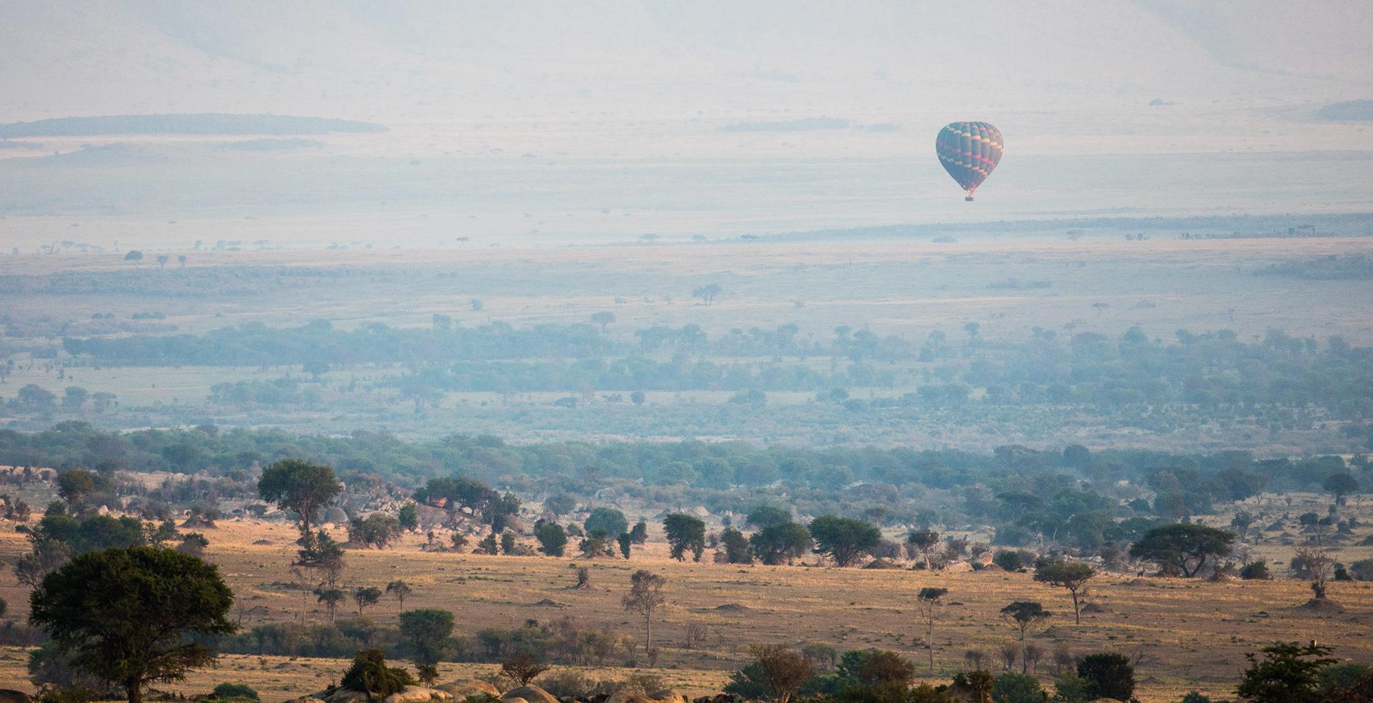 Tanzania-Serengeti-National-Park-Ballooning