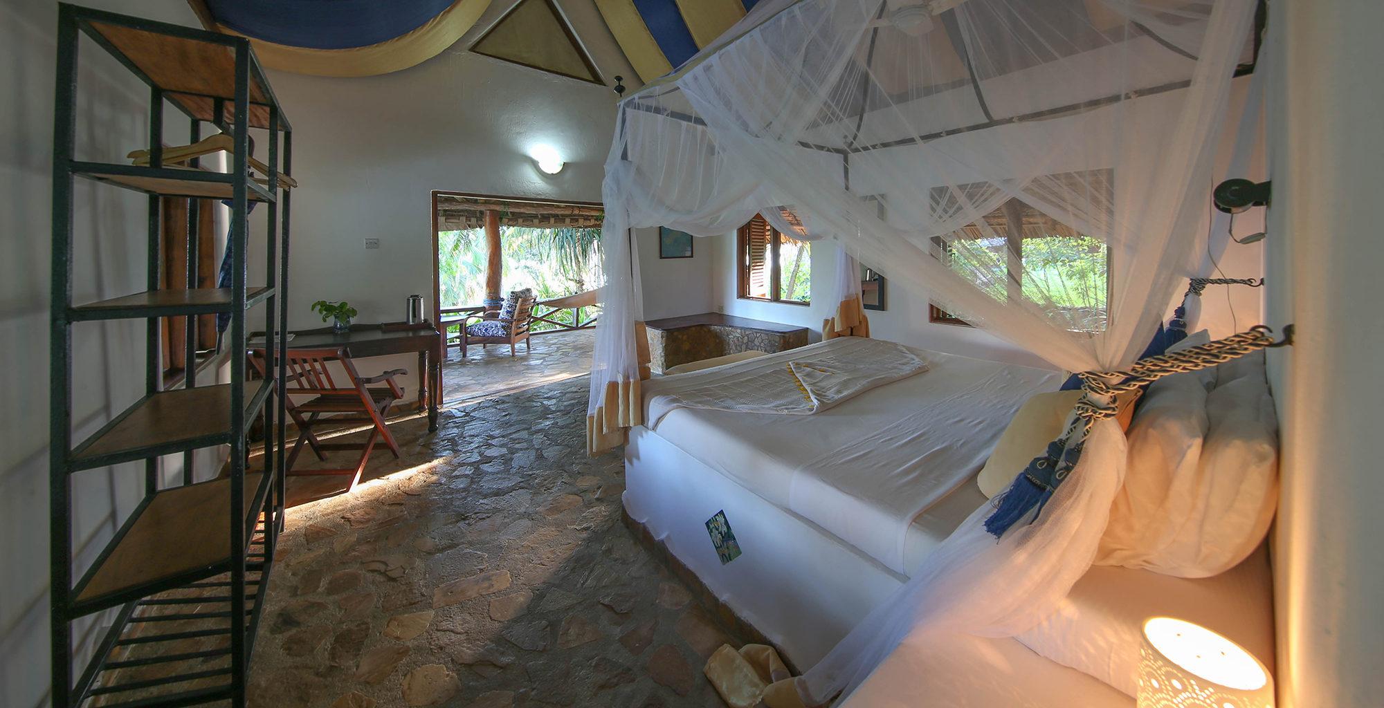 Tanzania-Kinasi-Mafia-Bedroom-View