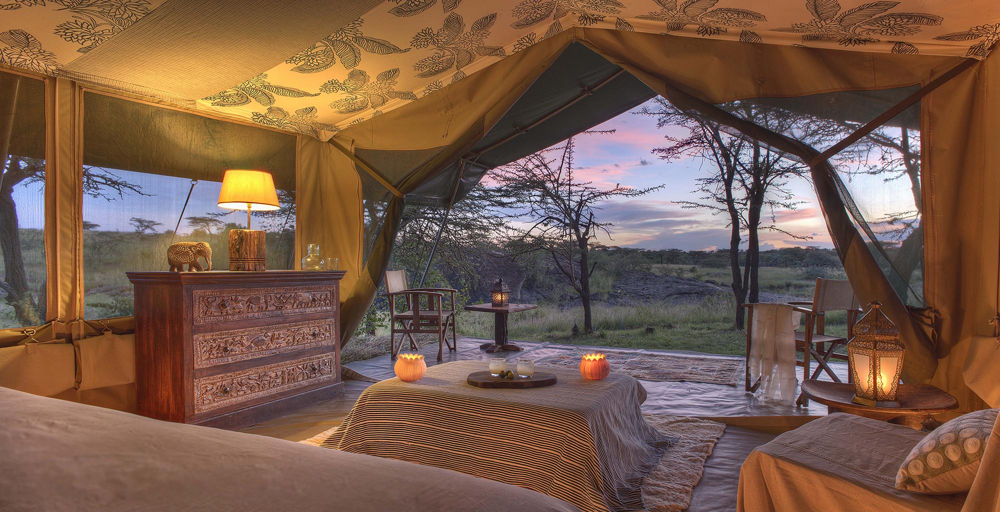 Kenya-Richard's-River-Camp-Bedroom