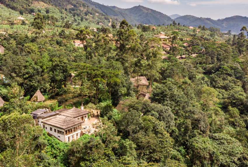 Uganda-Bwindi-Lodge-Aerial