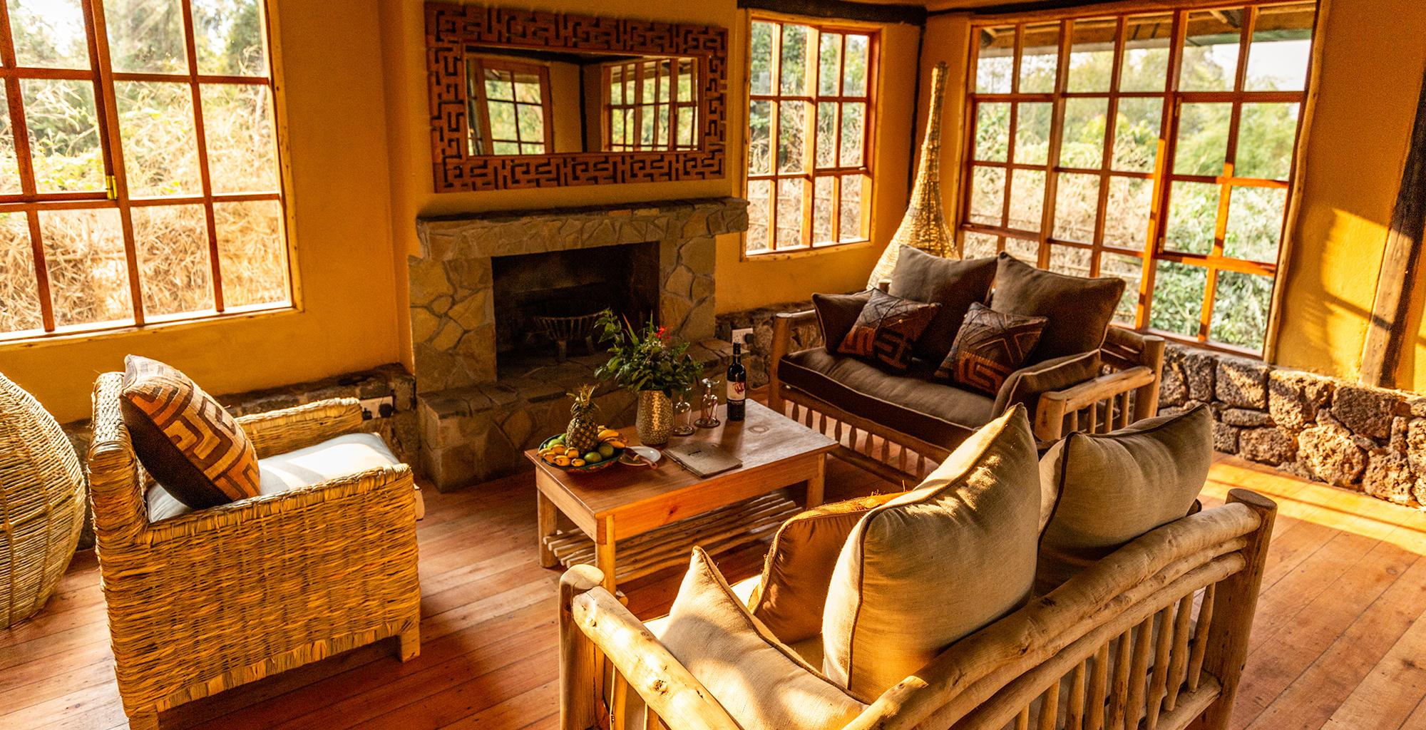 Uganda-Mount-Gahinga-Living-Room