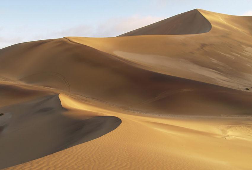 Namibia-Swakopmund-Dunes
