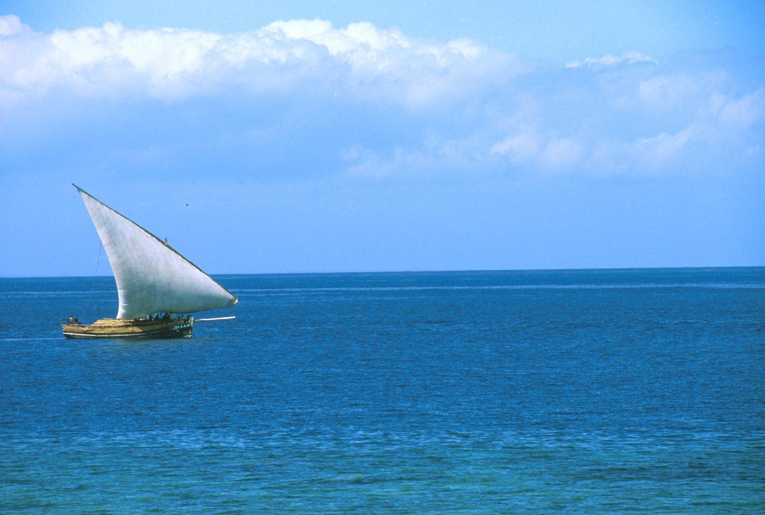 Chumbe Island Lodge Tanzania Boat
