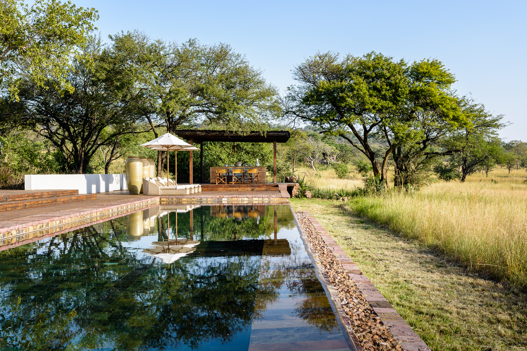 Singita Serengeti Tanzania Exterior