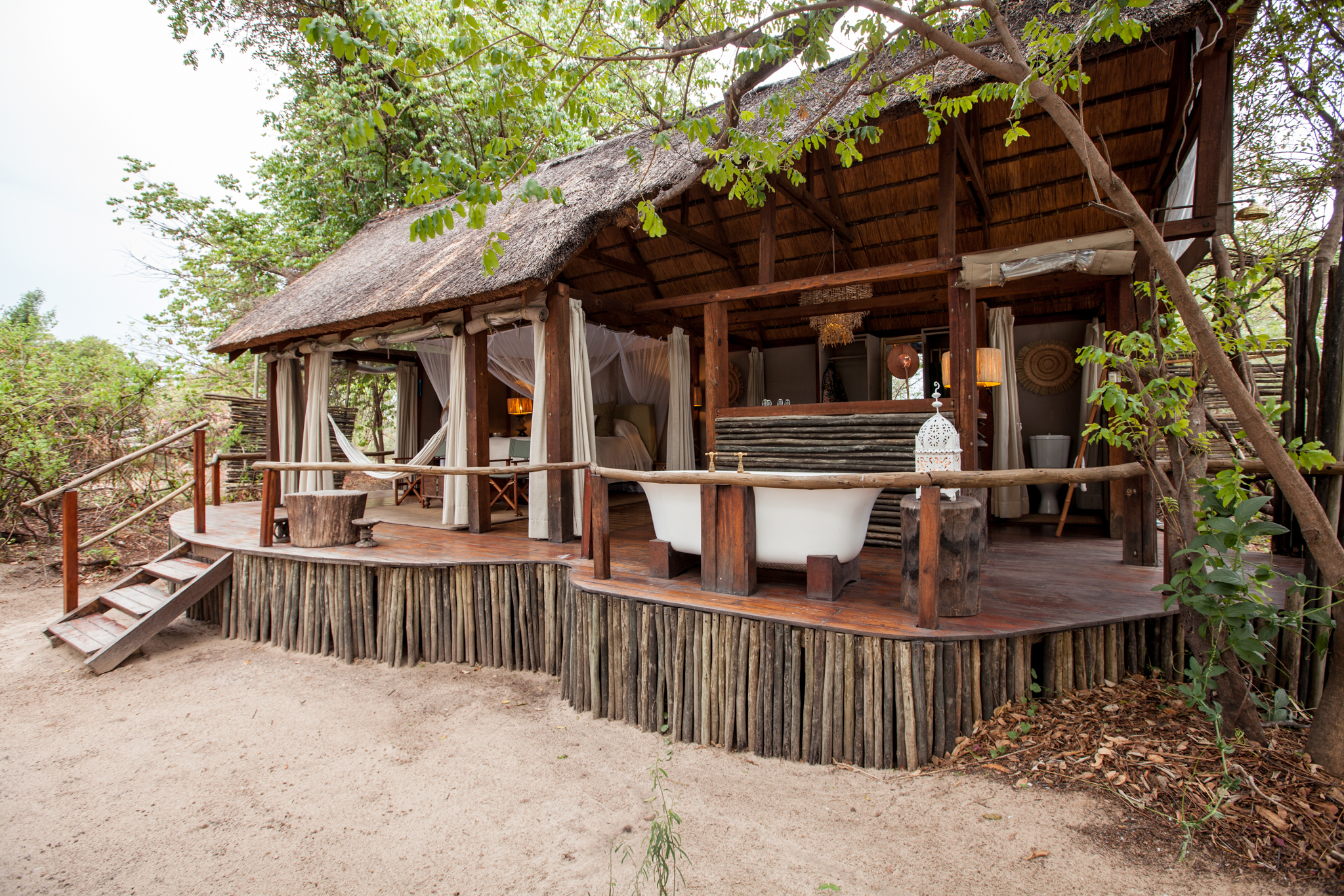 Sindabezi Island Camp honeymoon_hideaway1
