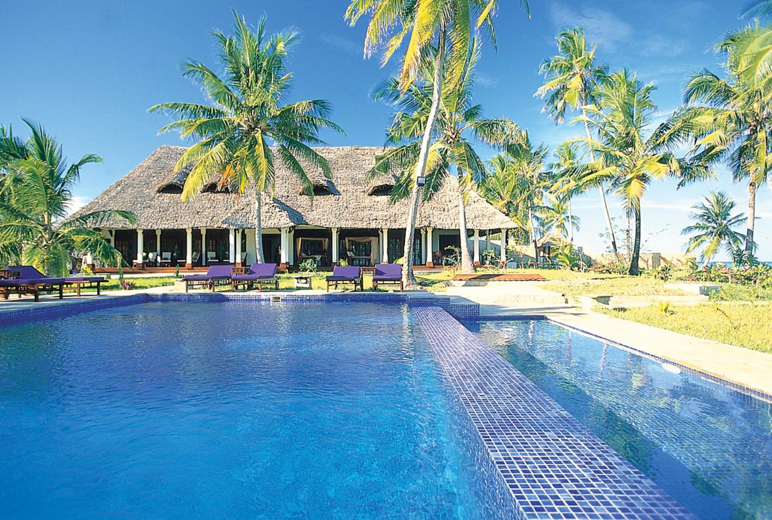 The Palms Tanzania Pool