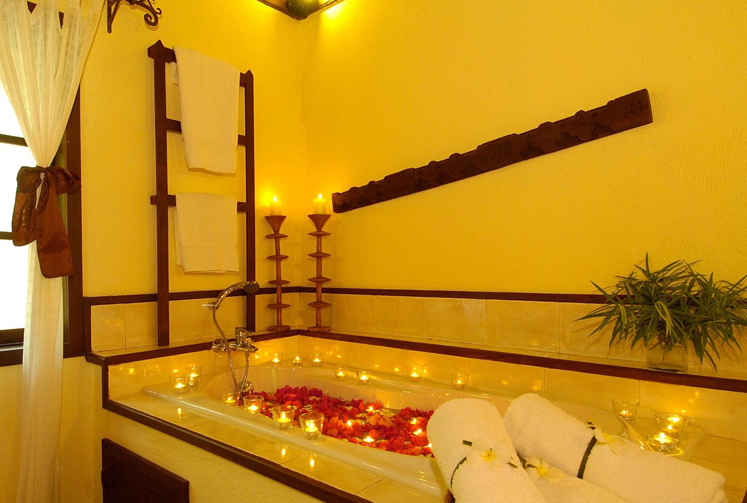 The Palms Hotel Tanzania Bath