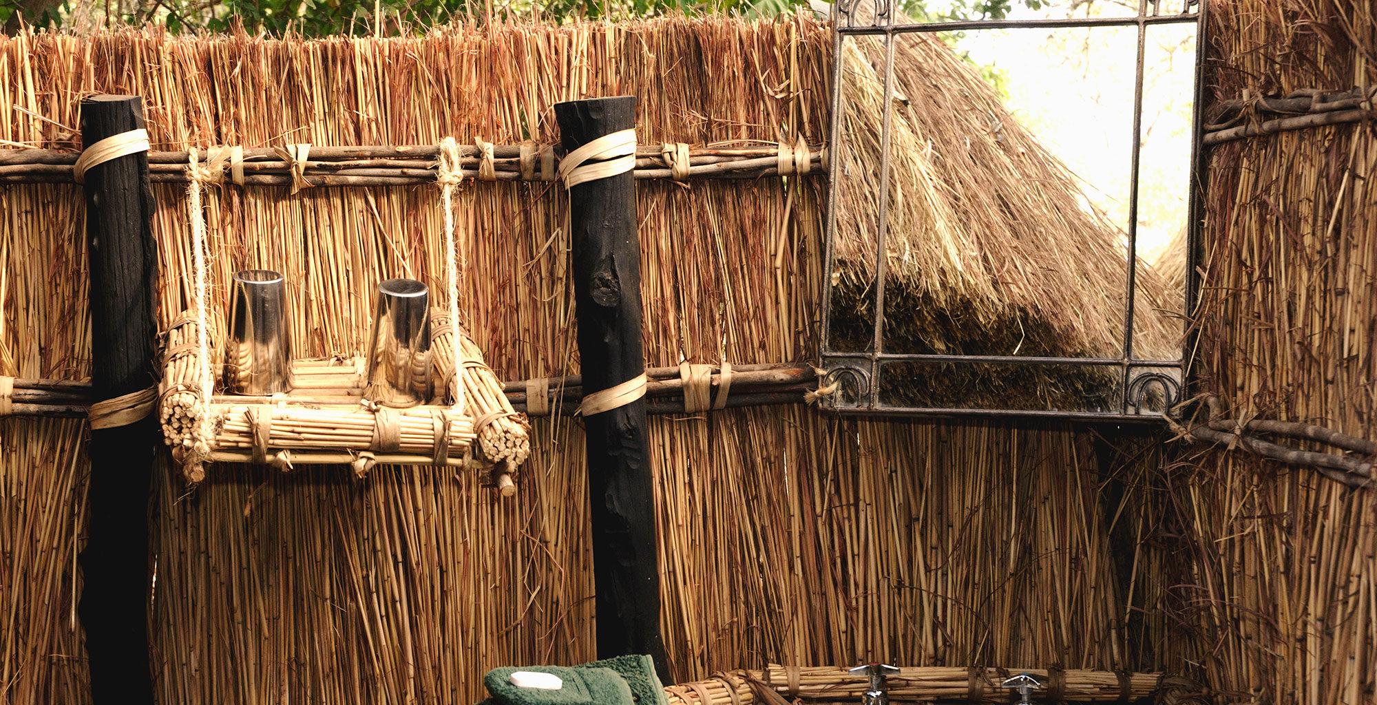 Chikoko Trails Zambia Bathroom