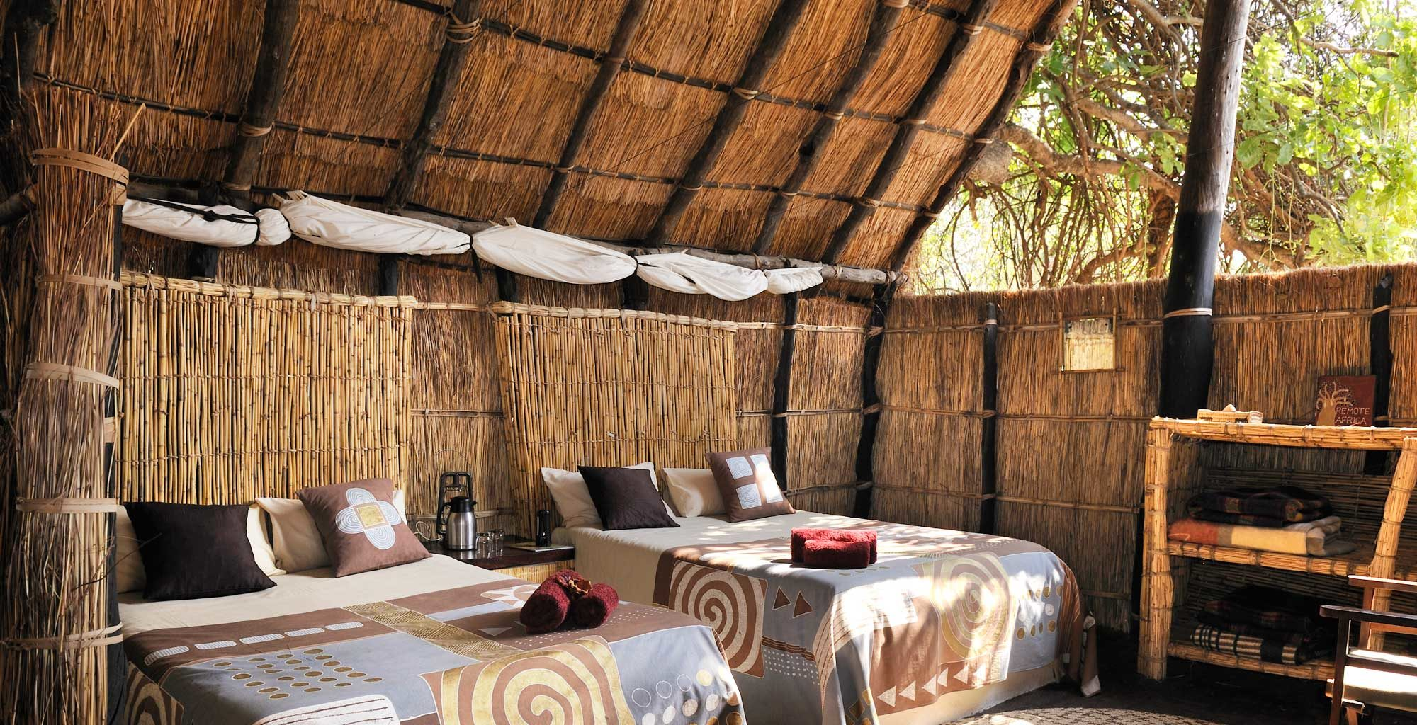 Tafika-camp--Zambia-bedroom