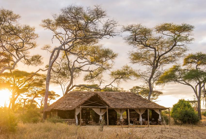 Tanzania-Kuro-Tarangire-Exterior-Sunset