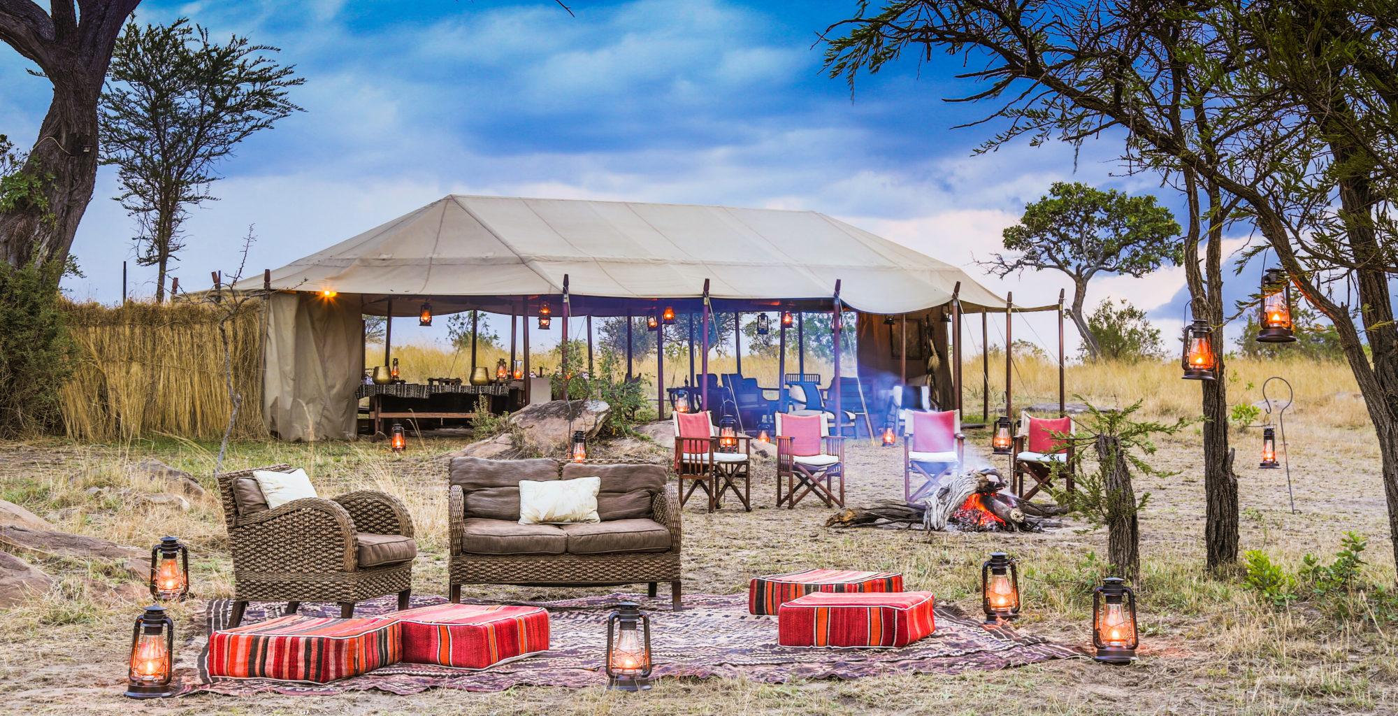 Tanzania-Legendary-Serengeti-Camp-Outdoor-Lounge