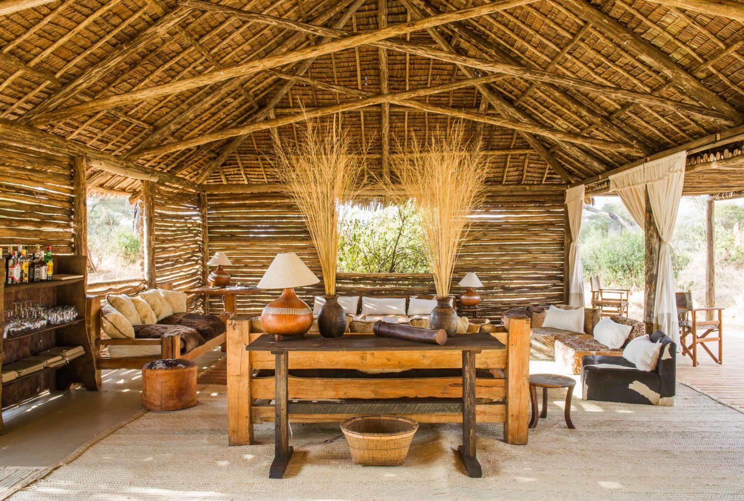 Kuro Tarangire Tanzania Exterior Lounge
