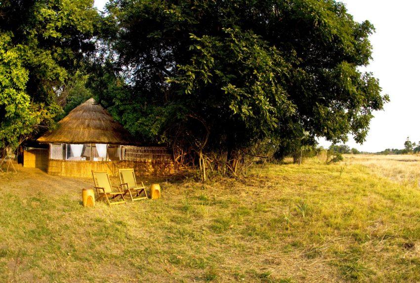 Kuyenda Camp Zambia Exterior