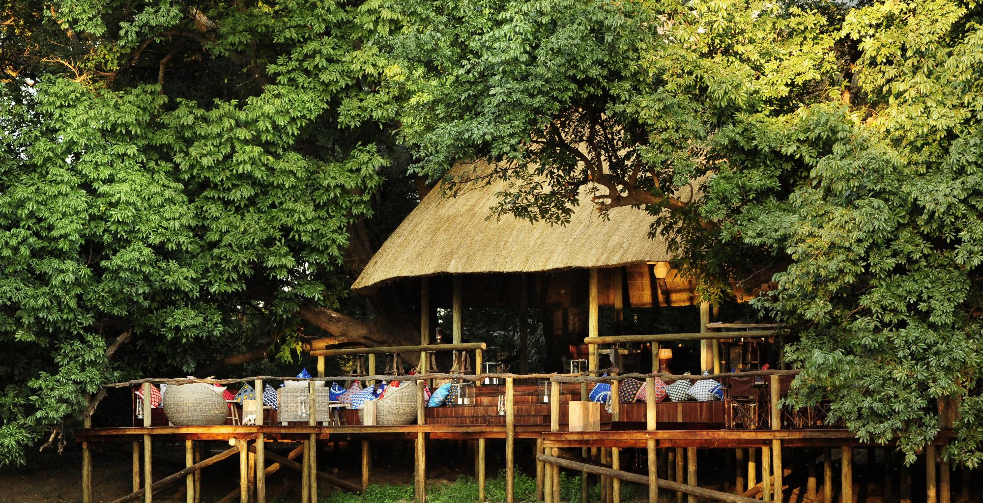 Zambia-Bilimungwe-Bushcamp-Exterior