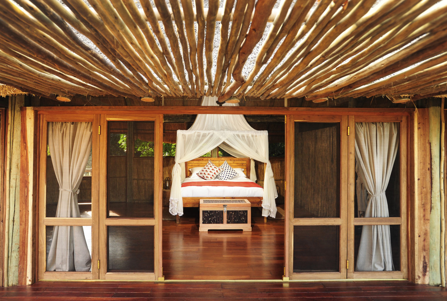 Bilimungwe Camp Zambia Bedroom