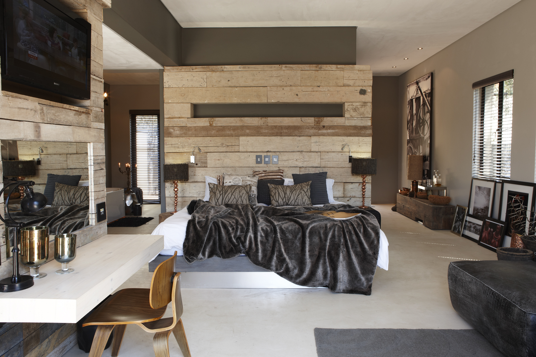 Olive Exclusive Namibia Bed