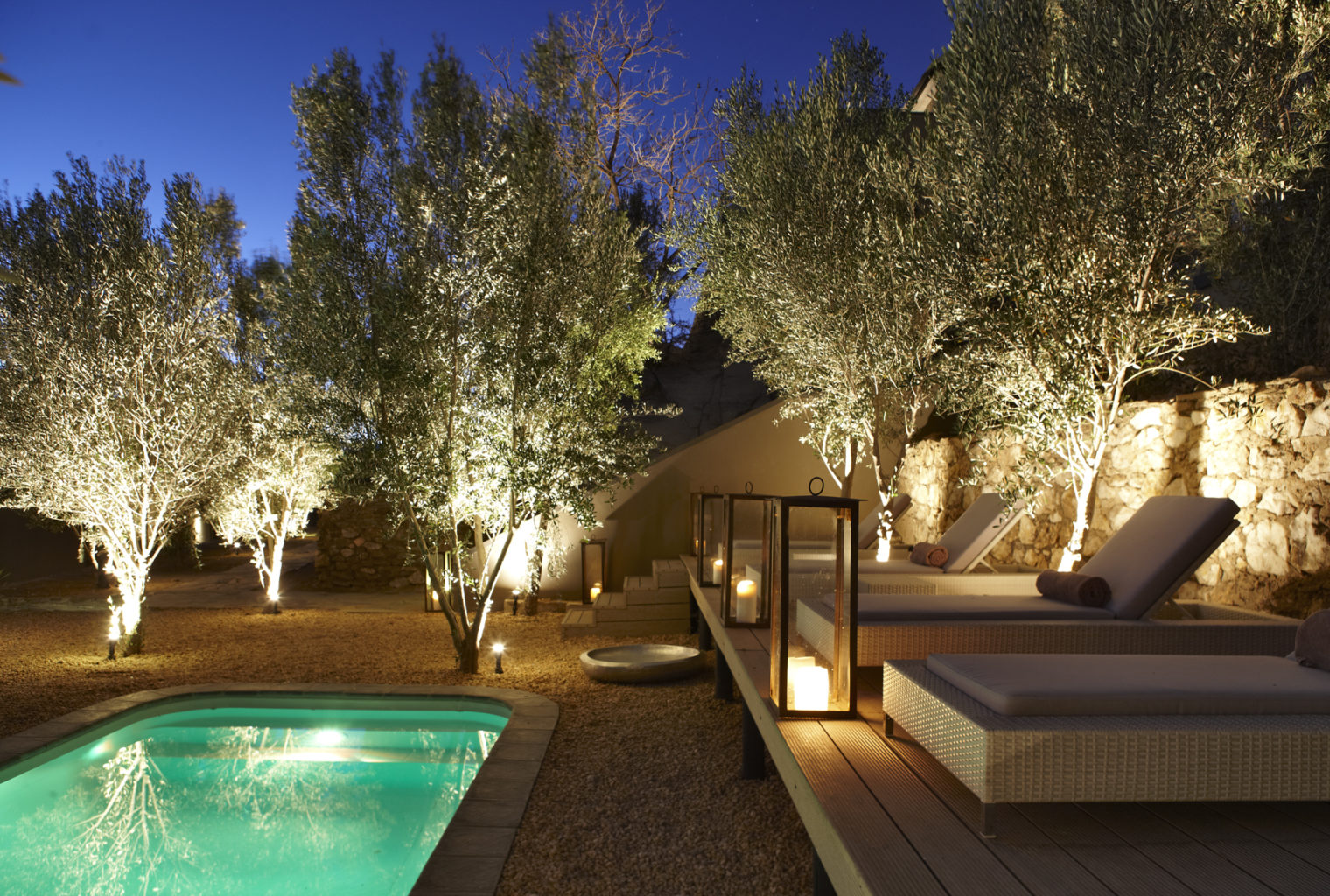 Olive Exclusive Namibia Pool