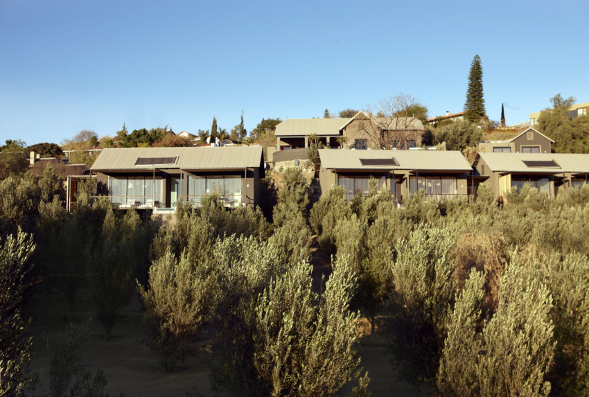 Olive Exclusive Namibia Exterior