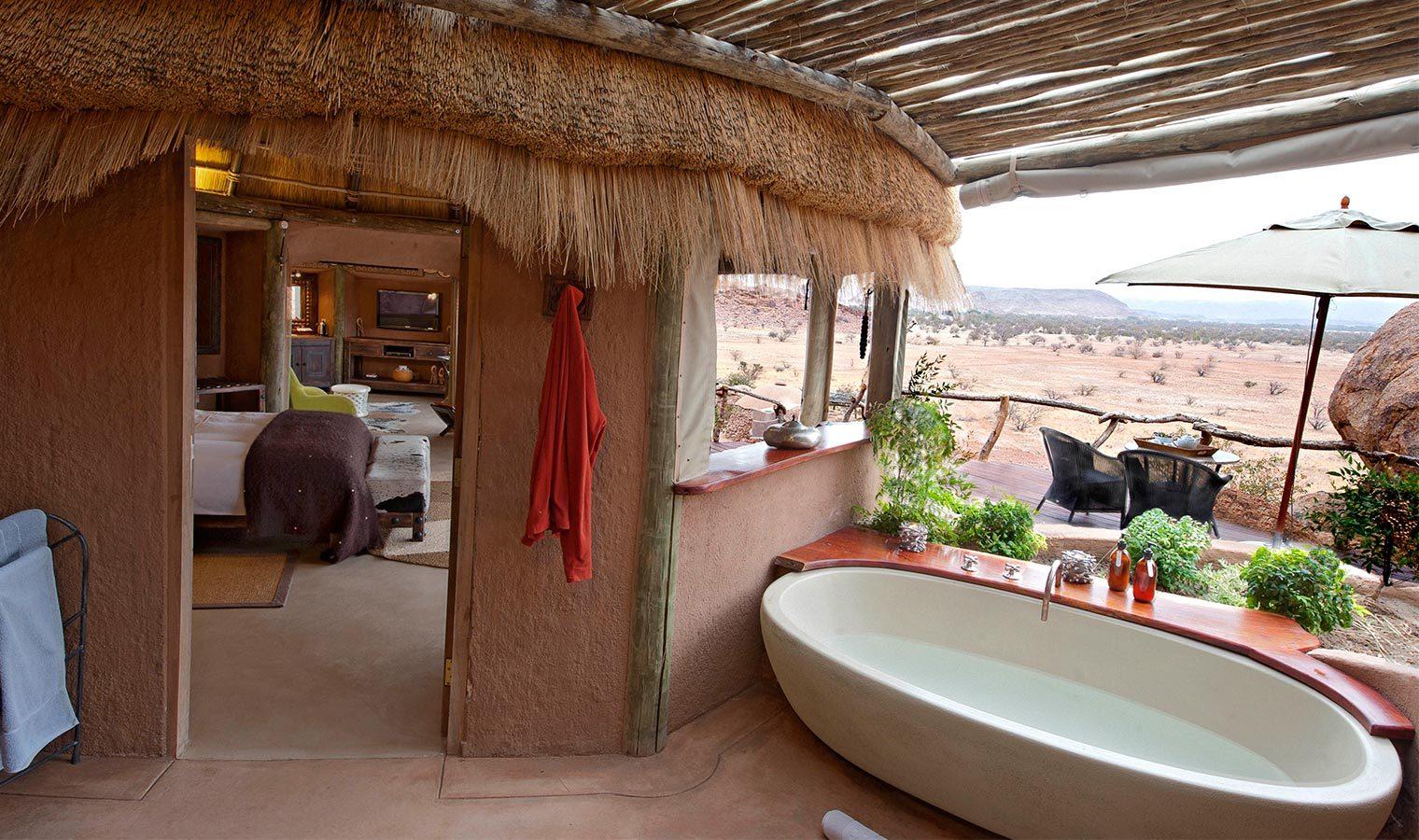 Camp Kipwe Namibia Room