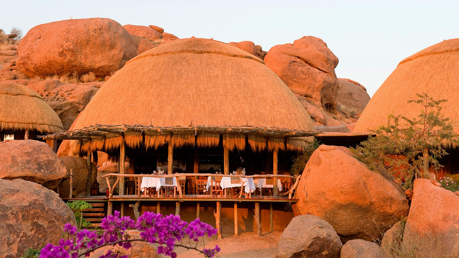 Camp Kipwe Namibia Exterior