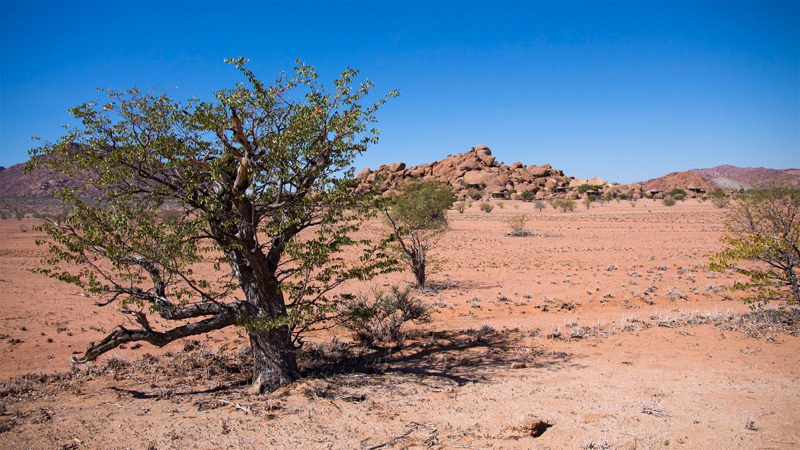 Camp Kipwe Namibia Landscape