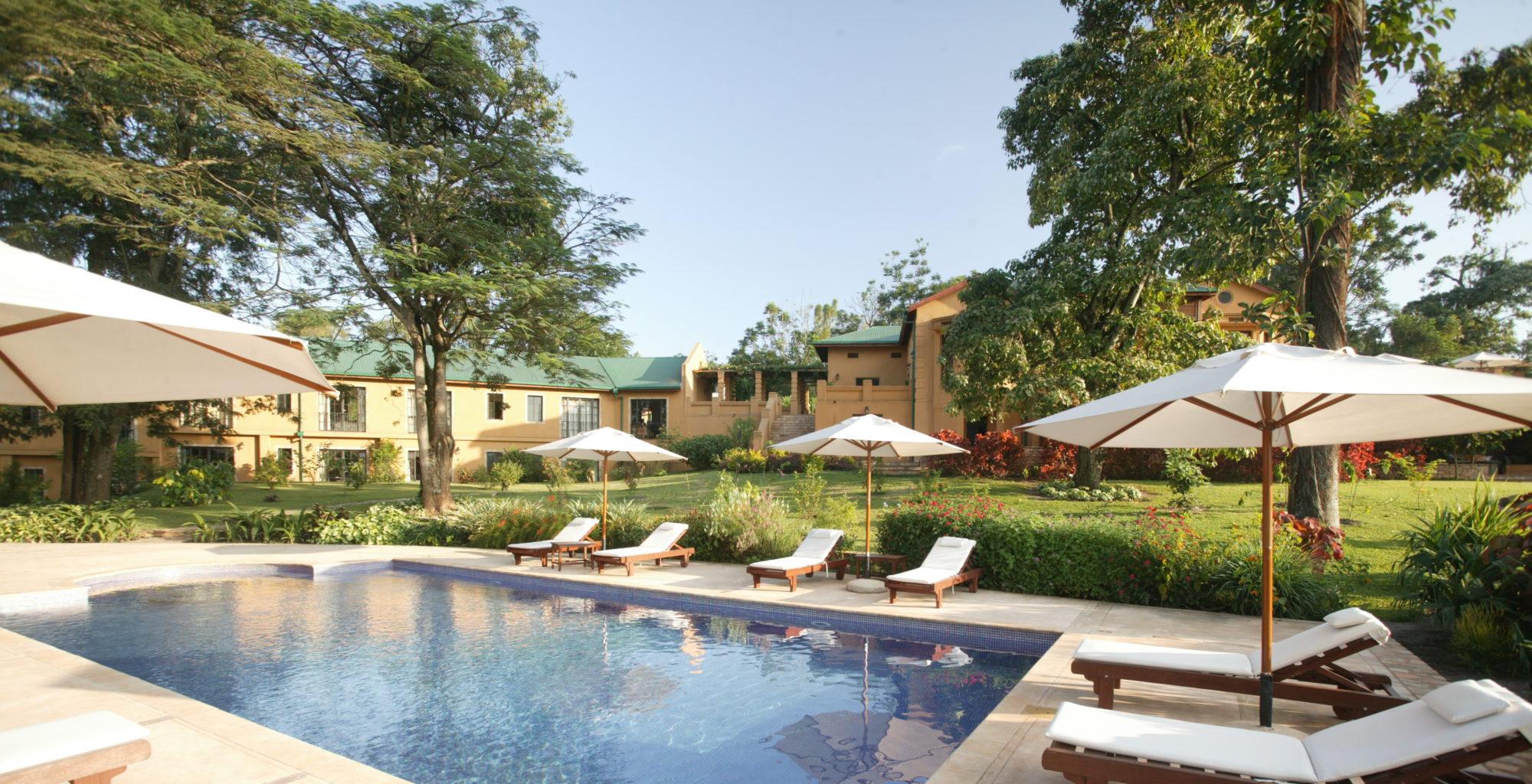 Emin Pasha Uganda Pool