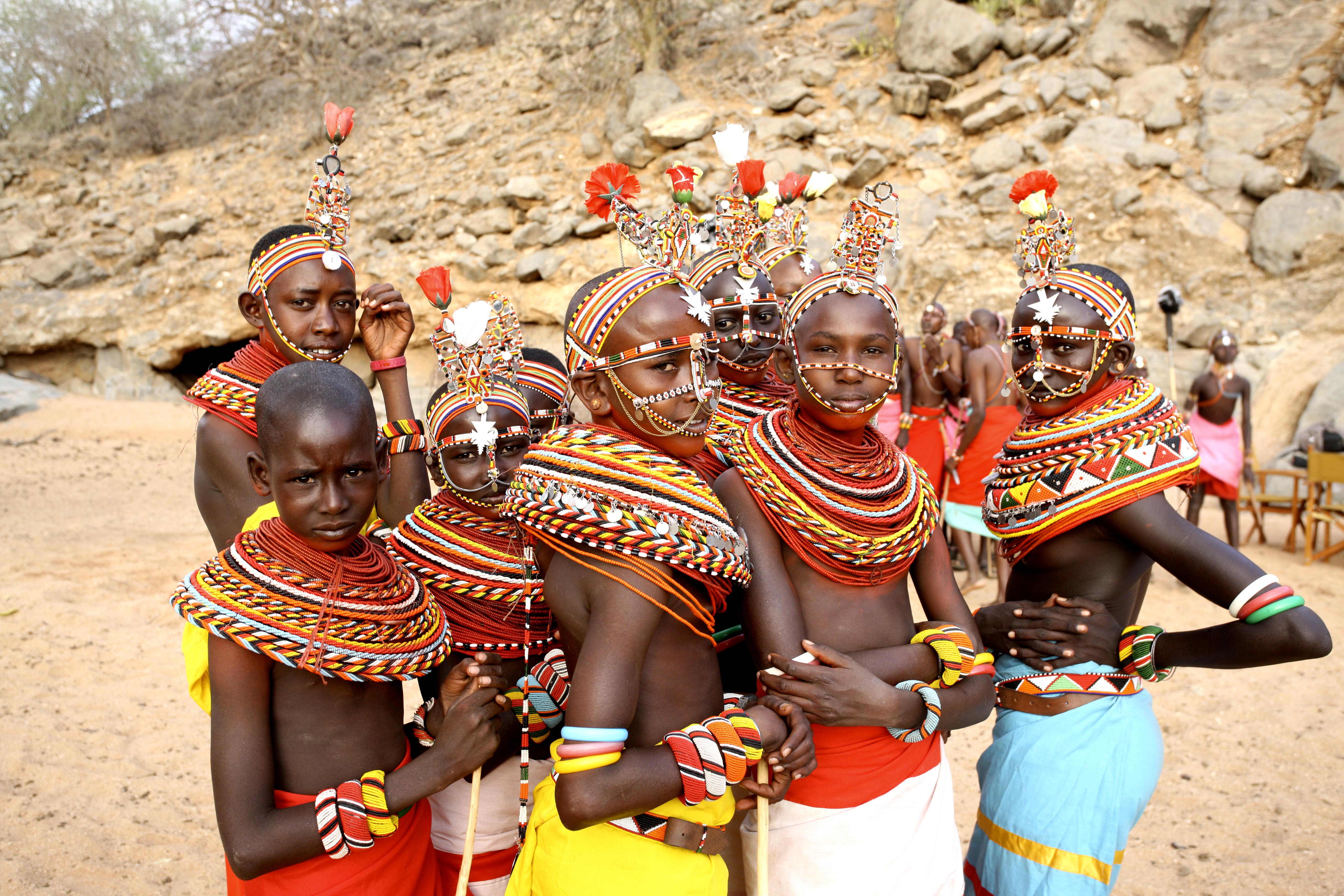 Sasaab Kenya Girls