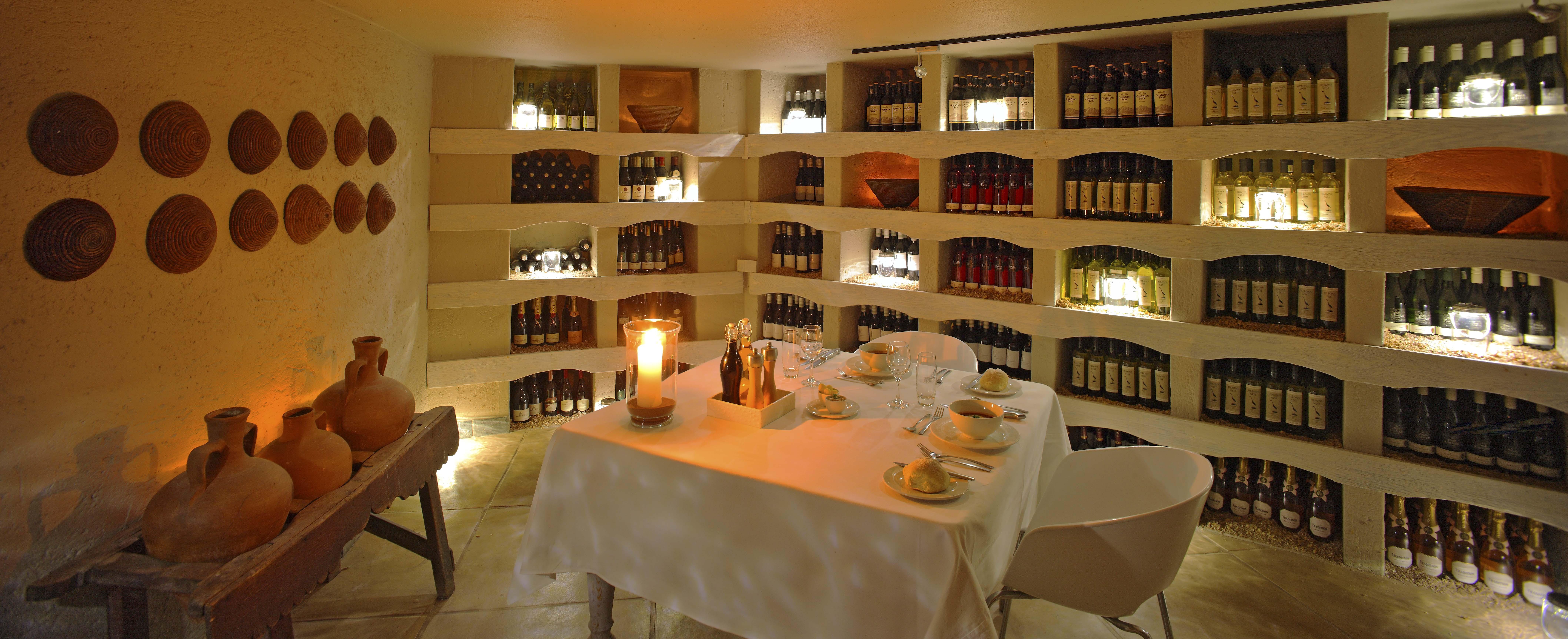 Sossusvlei Desert Lodge Namibia Wine
