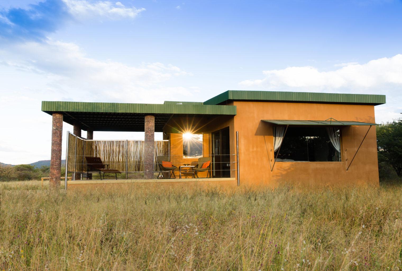 Okonjima Plains Camp Namibia Exterior