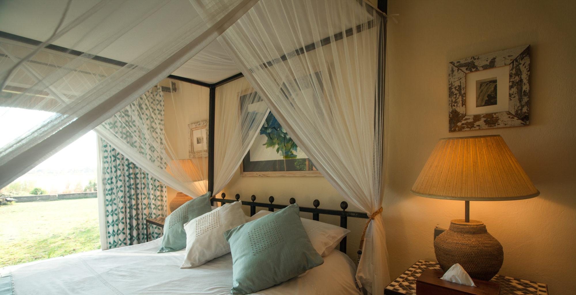 Tangala House Zambia Bedroom